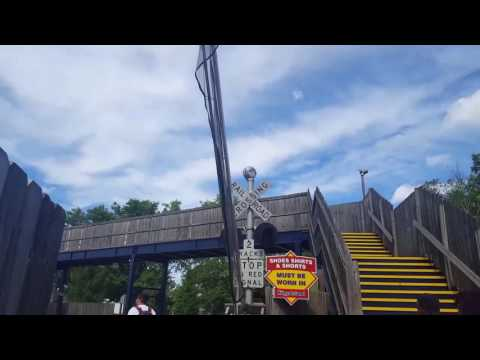 Repeat Kings Island and Miami Valley Railroad Behind the