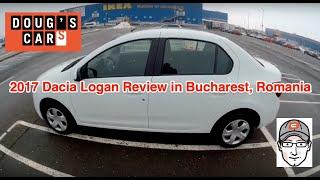 2017 Dacia Logan Review