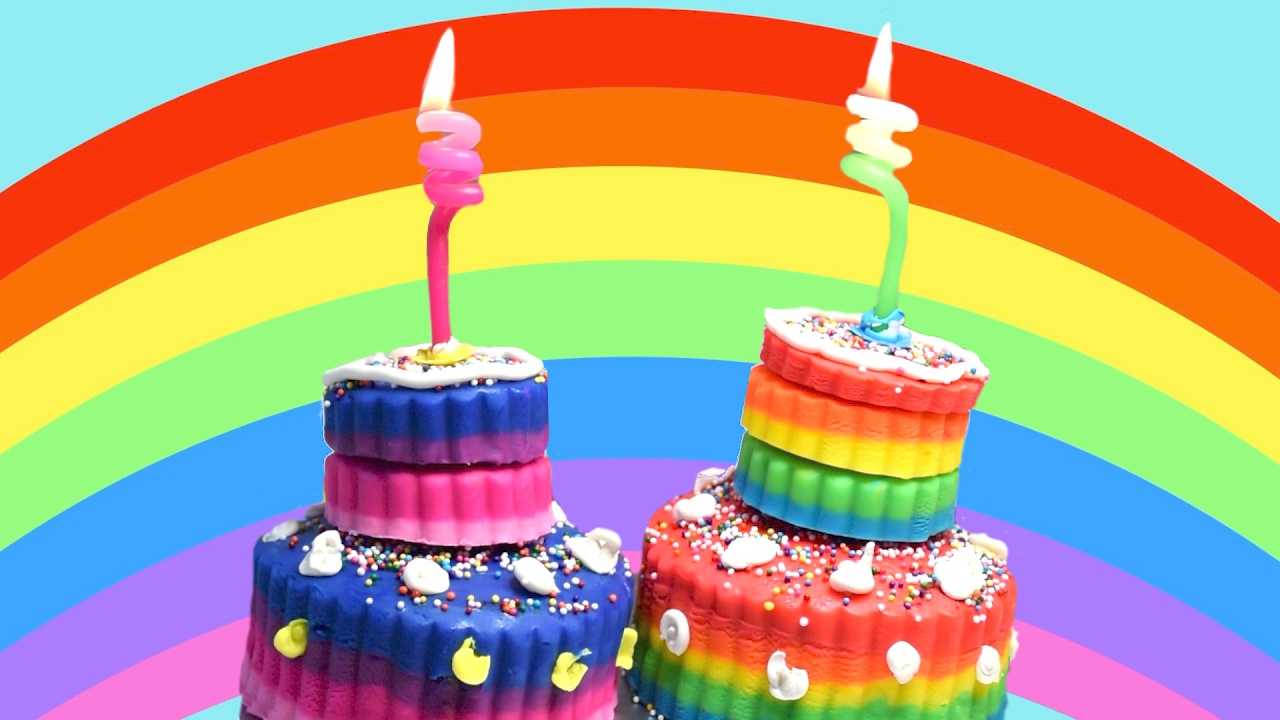 rainbow birthday Rainbow birthday cakes | Rainbow Song | Happy Birthday Song  rainbow birthday