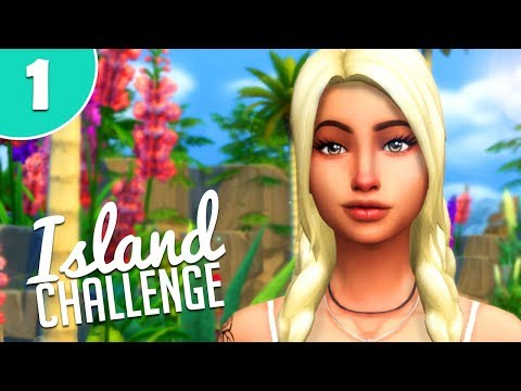 PREGNANT & STRANDED | EP.1 | THE SIMS 4 ISLAND CHALLENGE