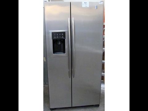 GE profile freezing food