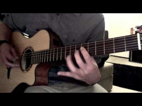 Internal Cannon (Acoustic) - August Burns Red - Guitar Cover