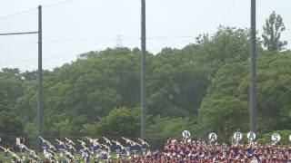 2016年7月14日習志野ブラバン(ゼットエーボールパーク)