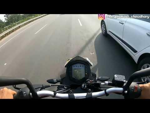 KTM Duke  Top Speed #BPC