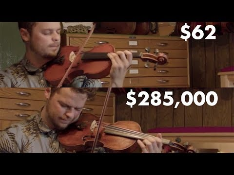 Thumbnail: Can You Hear the Difference Between a Cheap and Expensive Violin?