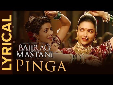 Lyrical: Pinga | Full Song with Lyrics |...