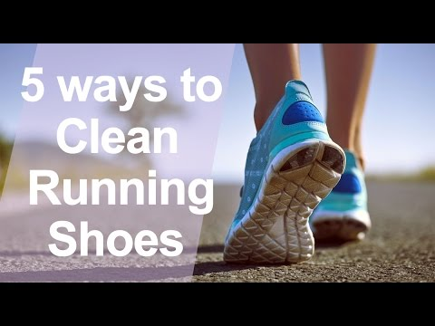 5 Easy Ways To Clean Running Shoes (Without Burning Your Pocket)