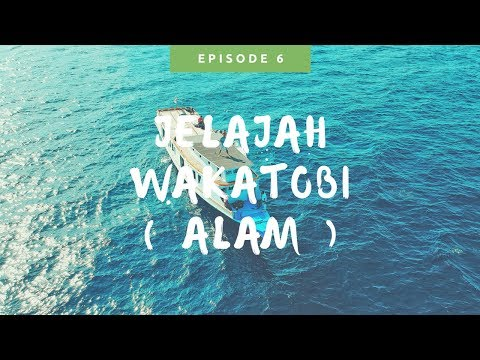Explore Wisata Alam Wakatobi Island Indonesia! [ Wonderful Indonesia ]