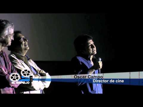 """VI Festival Internacional de Cine de Cali y su película inaugural """"Garras de Oro"""". 1 Nota El espejo"""
