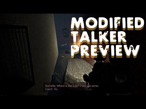 L4D Epsilon Modified Talker Preview - Tour of Terror