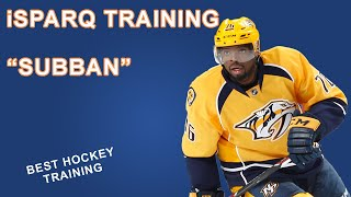 At Home Hockey Training | NA Prep Training | Ep.4 P.K. Subban
