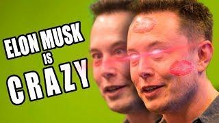 ELON MUSK IS CRAZY!