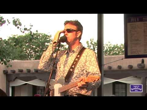 The Derailers-Concert Highlights        Santa Fe Bandstand July 19 2012