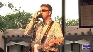 The Derailers-Concert Highlights        Santa Fe Bandstand July 19 2012