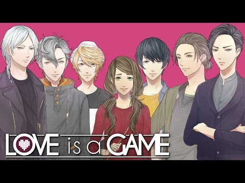 HANDSOME MEN EVERYWHERE! - Let's Play: Love Is A Game Prologue [Demo]