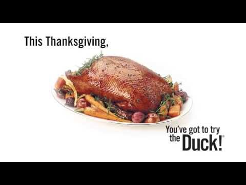 King Cole Ducks - Happy Thanksgiving Canada