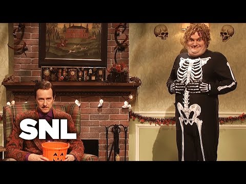 Halloween Candy ft. Edward Norton  SNL