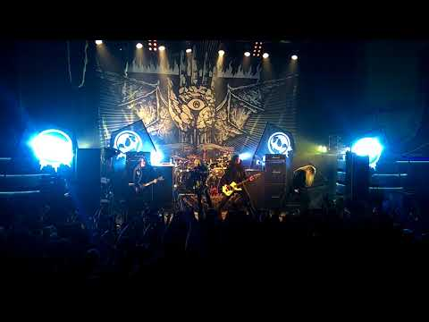 Arch Enemy - You Will Know My Name [Live] Minsk, Belarus 03.10.17
