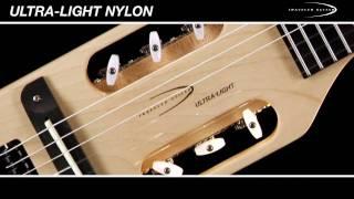 Traveler Guitar Ultra-Light Nylon Product Overview