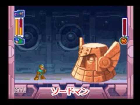 【フルオーケストラアレンジ】ロックマン1~6 ボ …