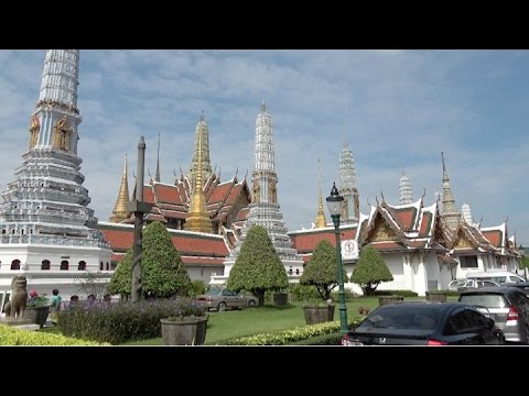 Bangkok - Sights and Contemporary Design
