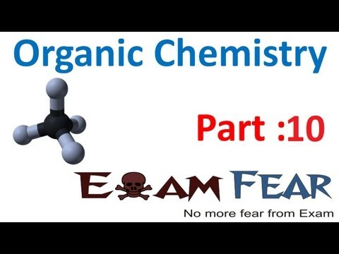 Chemistry Organic Chemistry Basics part 10 (IUPAC Aliphatic with functional group) CBSE class 11 XI