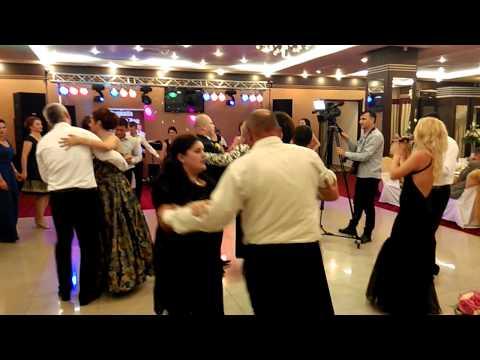 Formatia COSTEL BABAU-nunta live Golden Palace 2014