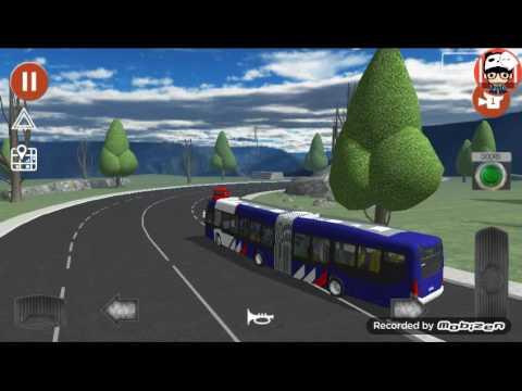 Public transport simulator part 1 we got lost