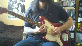 Pantera - suicide note pt 2 - guitar cover - full  HD