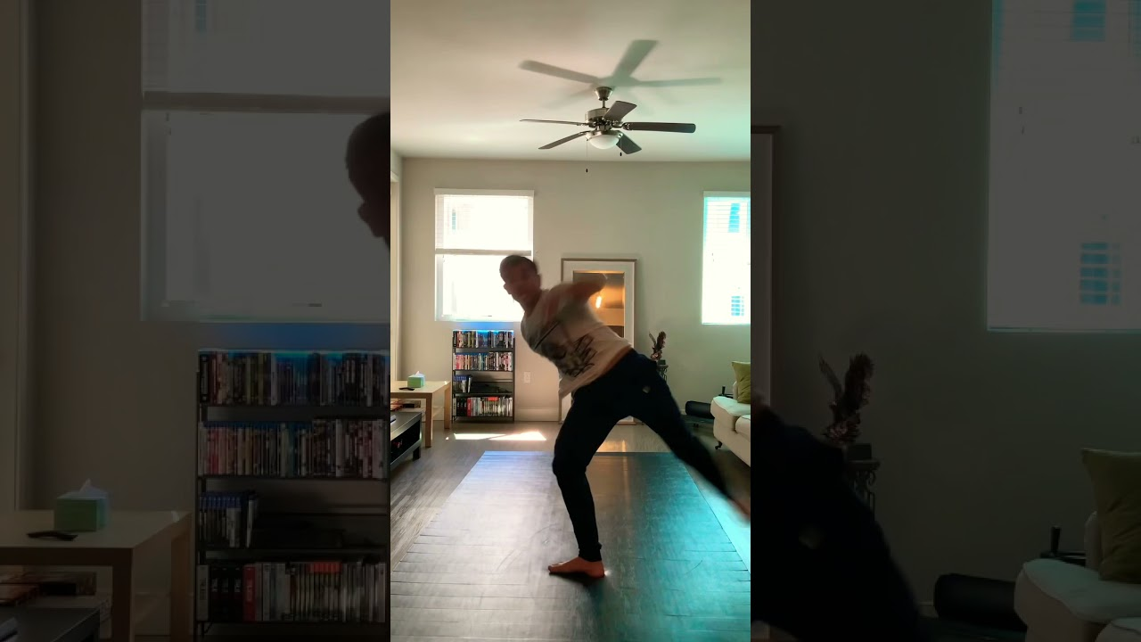 I got nothin to do (Tricking at home)