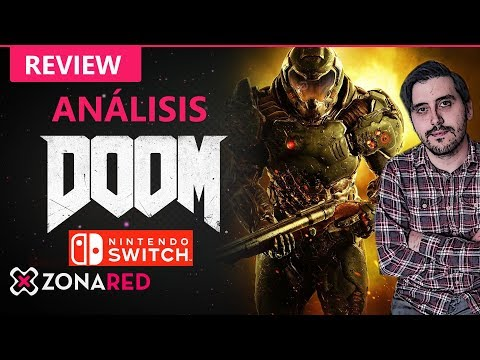 DOOM Nintendo Switch ANÁLISIS | REVIEW:  Mata demonios donde quieras