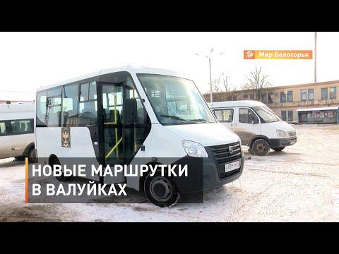 Решение проблем с маршрутками в Валуйках