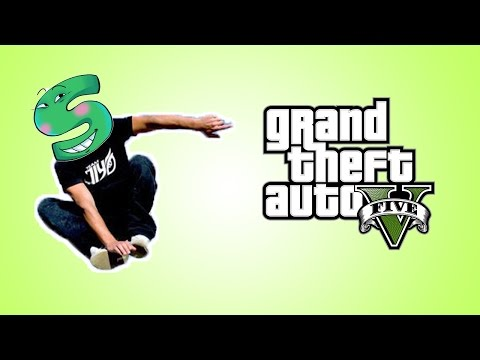 HOMPIMPA PRIOK PARKOUR !! ( GTA 5 Indonesia Funny Moments )