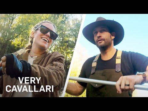 Kristin Cavallari & Jay Cutler Are Canoeing Champs | Very Cavallari | E!