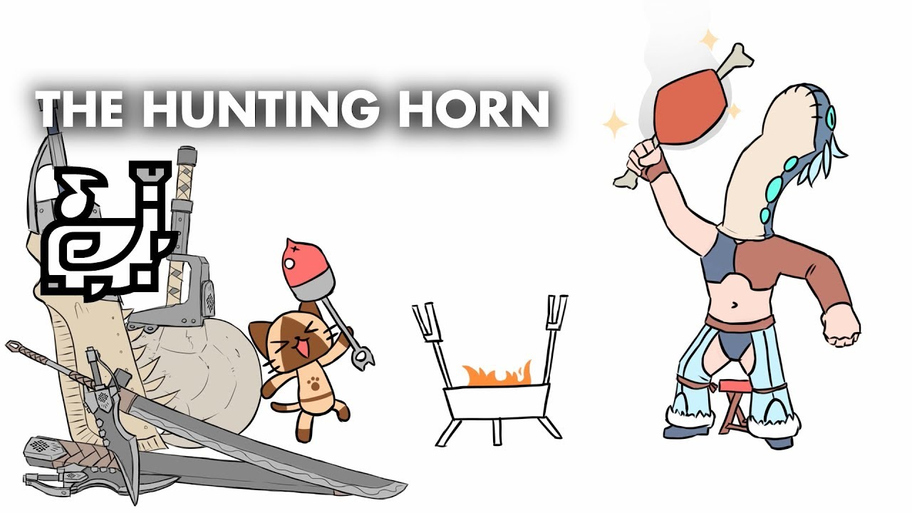A Crap Guide To Monster Hunter World Hunting Horn Youtube