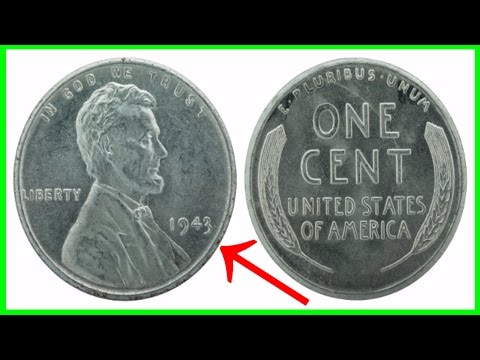 $100,000.00 PENNY MADE OF STEEL | How To Check If You Have One! | Rare Coins | JD's Variety Channel