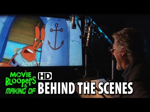 The SpongeBob Movie: Sponge Out of Water (2015) Making of Voices