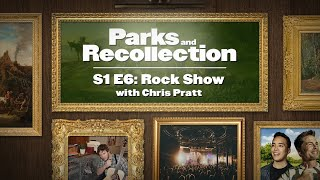 Chris Pratt & Alan Yang's Mouse Rat Memories   Parks and Recollection