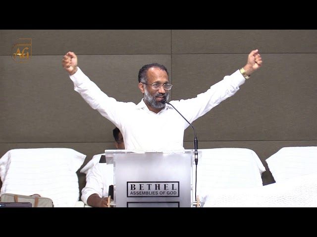Pr Shaji Mathew Edamon | Hindi Sermon | 27 September 2019
