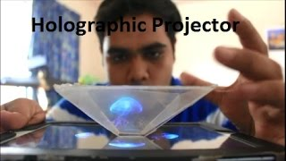 Holographic Projector
