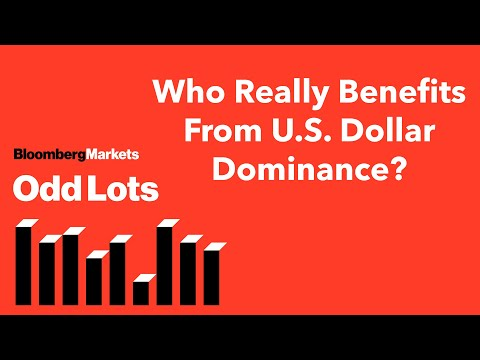 Who Really Benefits From U.S. Dollar Dominance | Yakov Feygin