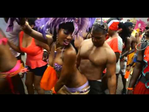 Menace - Carnival Time Intro (Antigua Carnival Soca 2015)