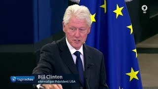 Bill Clinton über Helmut Kohl