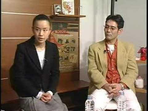 http://www.iiv.ne.jp/haikara/haikara/1ch/1ch.html はいから万歳2008年4月4日放送分。ゲストは大城英司さん&渡辺真起子さん(映画『ねこのひげ』より)。