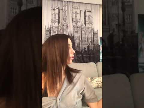 Елена Беркова прямой эфир Инстаграм 8 03 2020