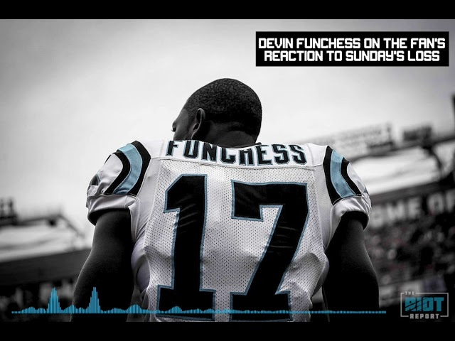 Devin Funchess On Reaction To Sunday's Loss