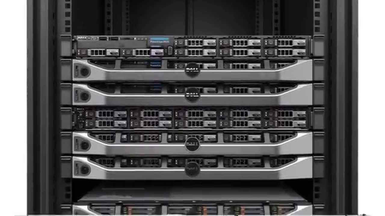PowerEdge R630 Rack Server  YouTube