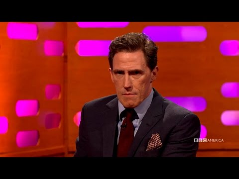 Rob Brydon is Confused in Every Photo  The Graham Norton