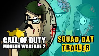 🎮 D4G4 - Call of Duty Modern Warfare 2 🔪 Squad Day Porn Trailer 💣#1 2019  | German Deutsch