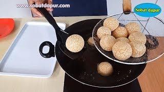 Membedah resep onde-onde kentang menul tidak meletus thumbnail